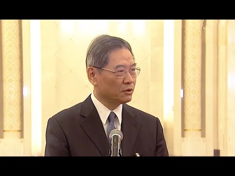 Taiwan Affairs Minister stresses peace in cross-Strait relations