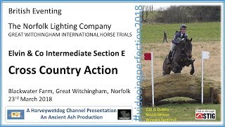 Great Witchingham International Horse Trials 2018: Intermediate Cross Country