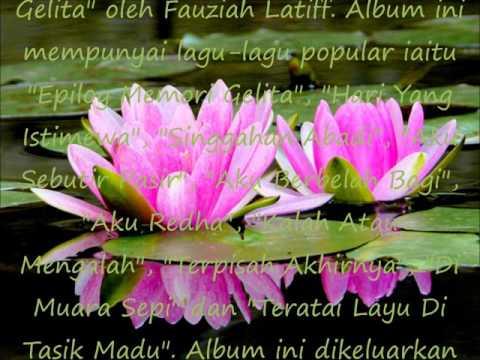 Fauziah Latiff - Teratai Layu Di Tasik Madu
