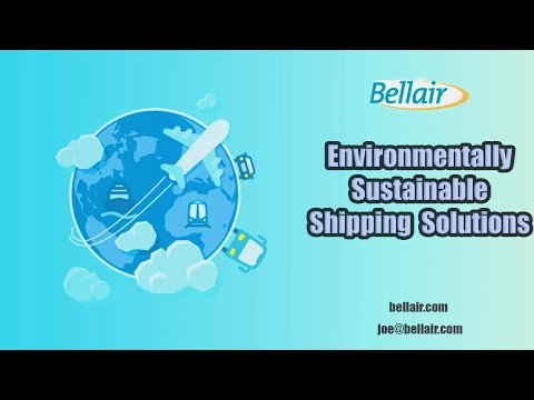 Environmentally Sustainable Shipping Solutions | Logical Logistics