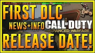 DLC 1 HAVOC RELEASE DATE - First DLC - Map Pack 1 - Call of Duty Advanced Warfare News - COD AW