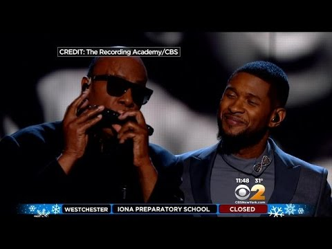 Big Stars Turn Out For 57th Annual GRAMMY Awards