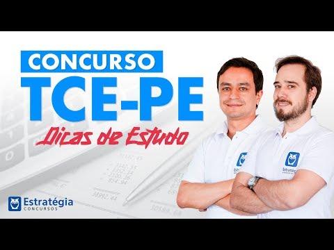 Aulão Concurso TCE-PE | Ao Vivo