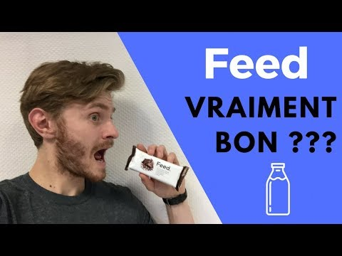 FEED Smartfood - Mon avis & test produit (2018)
