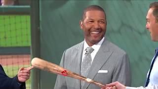 MLB Central: Gary Sheffield Talks Hitting Style