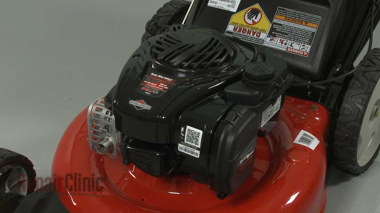 Briggs Amp Stratton Small Engine Disassembly 09p F1