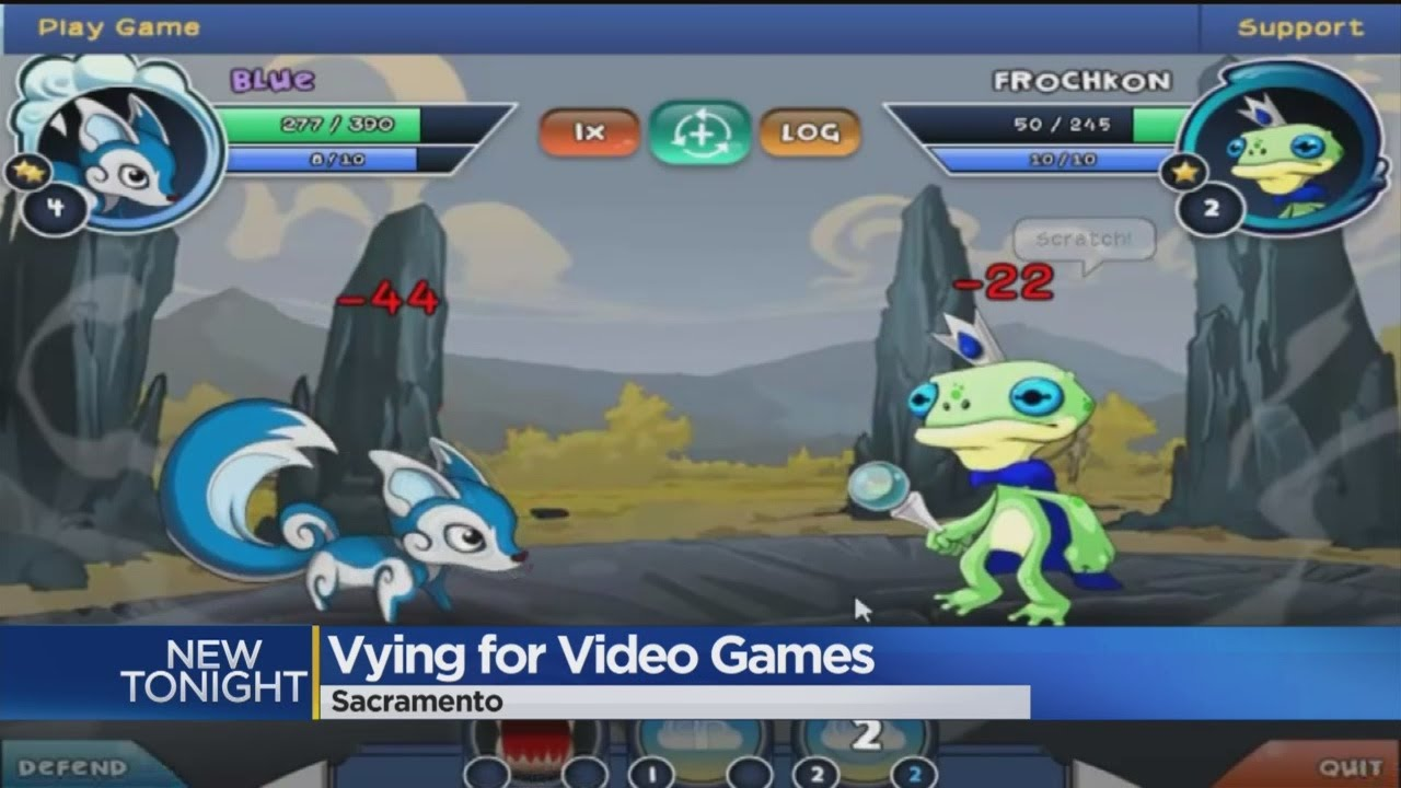 California Leads Video Game Industry, But Cost Concerns Mount
