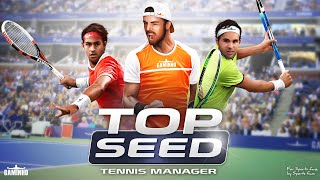 TOP SEED - Tennis Manager - Gameplay