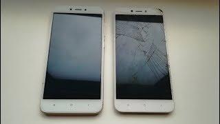 как очень просто заменить разбитый экран телефона своими руками