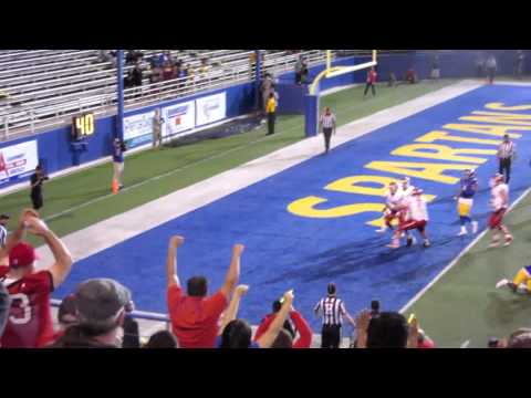 Fresno State runs one of the dumbest plays you'll ever see and scores a touchdown!