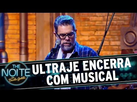 The Noite (03/06/16) - Ultraje encerra com Musical