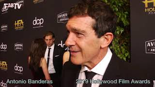 The 23rd annual Hollywood Film Awards with Antonio Banderas