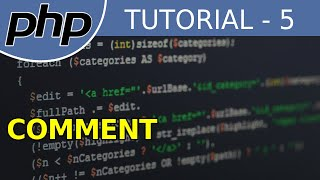 PHP Full Tutorial For Beginners With Examples #5 Comments