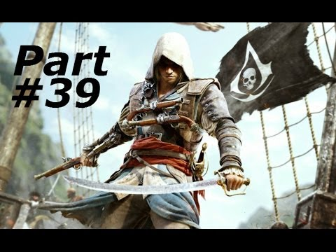 Assassin's Creed 4 Black Flag Gameplay Walkthrough Part 39-Royal Misfortune [Sequence 12]