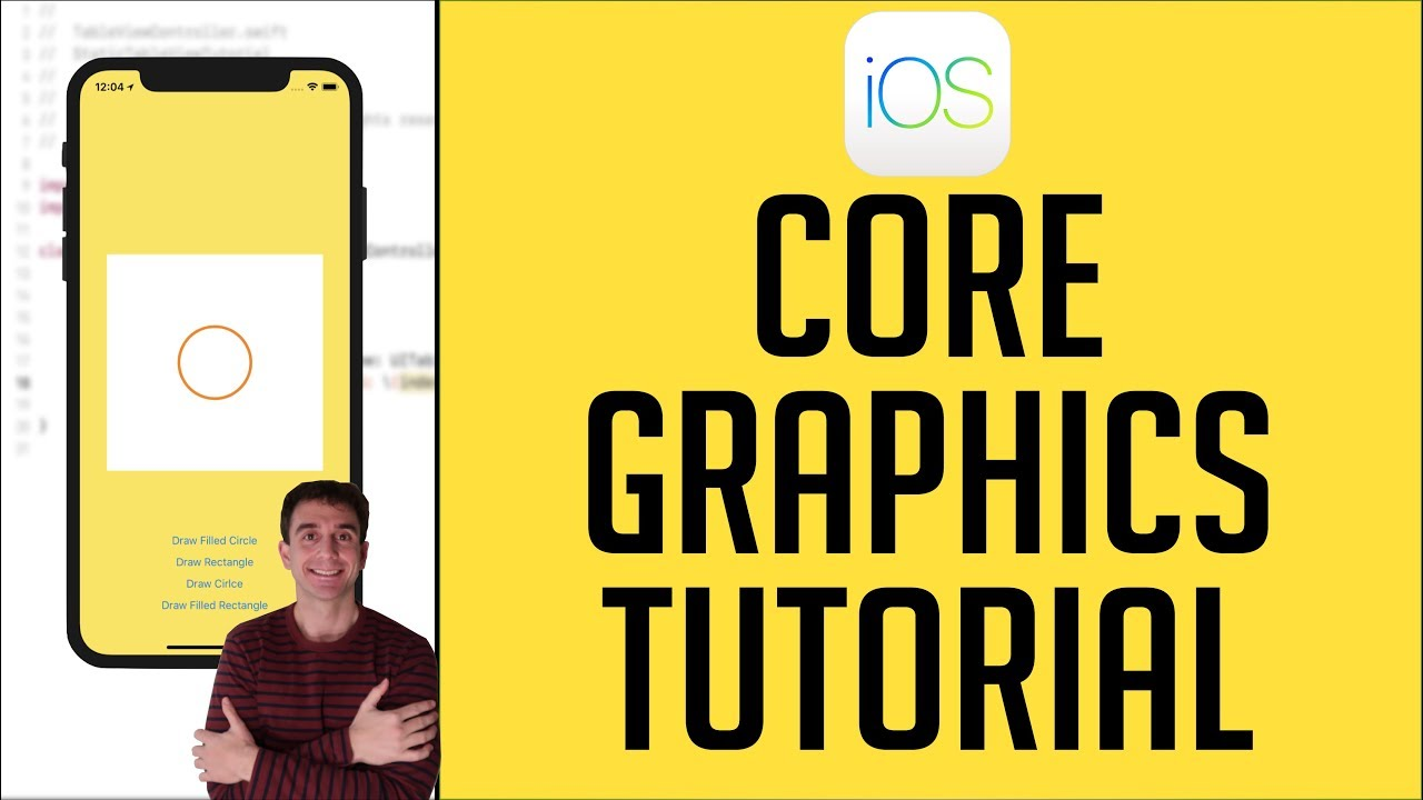iOS Core Graphics Tutorial