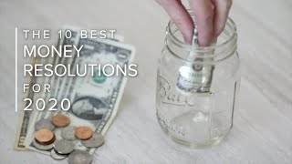 10 Personal Finance Resolutions for 2020