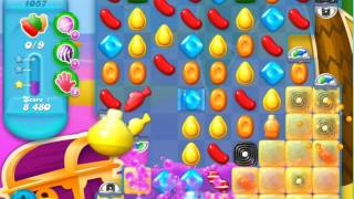 Candy Crush Soda Saga Level 1057 No Boosters 3 stars
