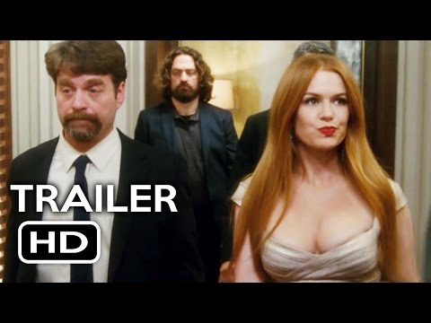 Keeping Up with the Joneses Official Trailer #1 (2016) Zach Galifianakis, Gal Gadot Comedy Movie HD