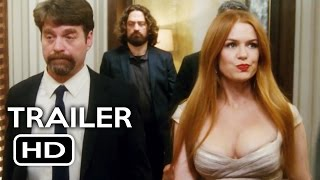 Keeping Up with the Joneses Official Trailer #1 (2016) Zach Ga…