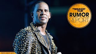 R. Kelly Begs The Media To 'Take It Easy' Before His 24 Second Club Gig