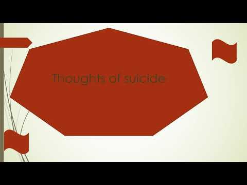 Depression  powerpoint slides
