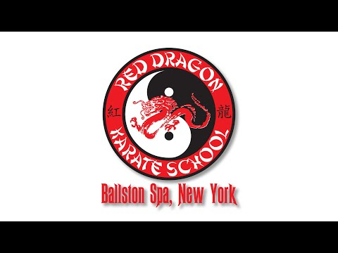 Karate Montage by Jeff Melander of Red Dragon Karate School, Ballston Spa New York
