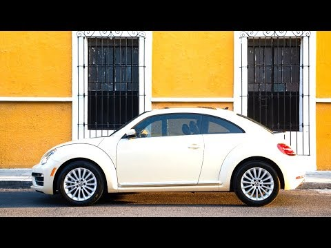 2019 Volkswagen Beetle Final Edition coupe