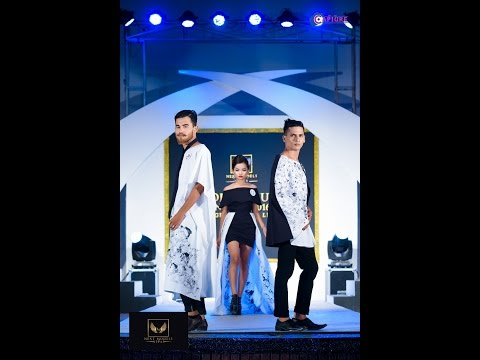 Model Hunt Nepal 2016,  Grand Finale, Opening Sequence
