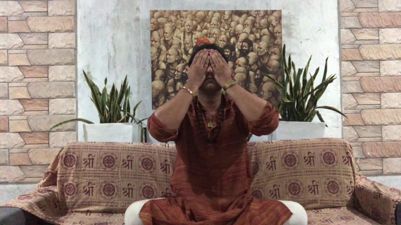 Pranayama Sukshm Kriyas or Subtle Exercises