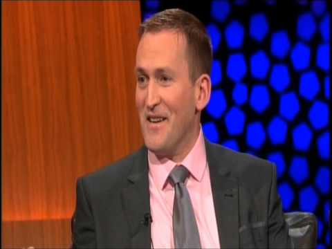 Conor Cusack Interview on Late Late Show