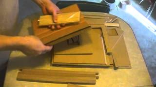Building A Dollhouse Shell Kit, Part 1