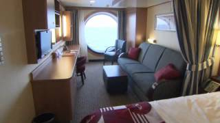 Disney Cruise Line Stateroom Categories Disney Dream And Fantasy