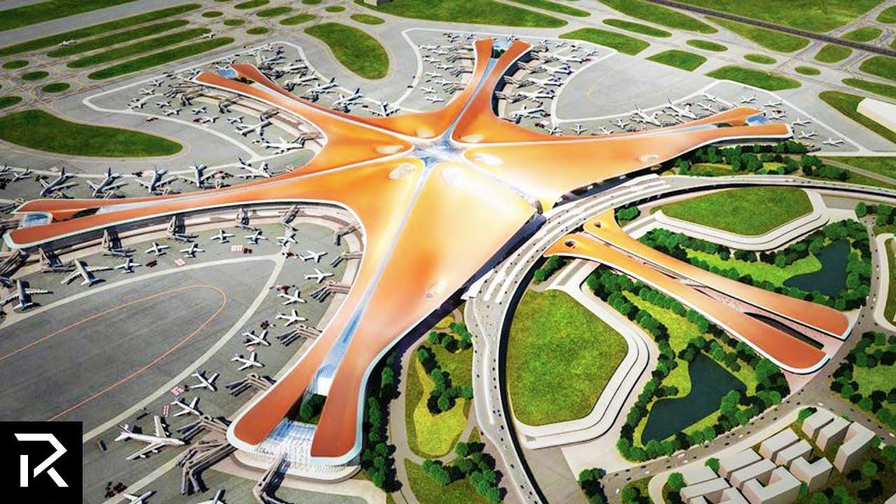 Download Beijing's $63 Billion Dollar Airport