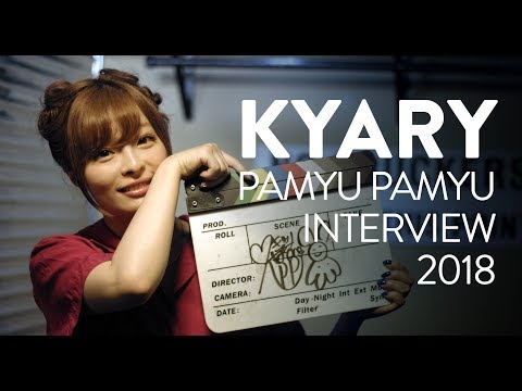 Kyary Pamyu Pamyu Video Interview in Los Angeles