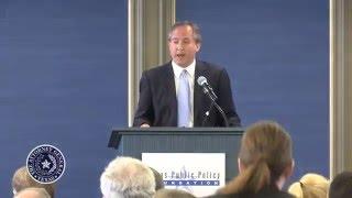 Attorney General Ken Paxton Addresses Texas Public Policy Foundation