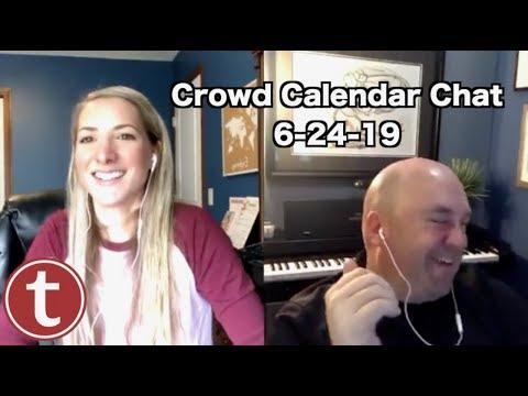 Crowd Calendar Chat: Walt Disney World, Disneyland And More