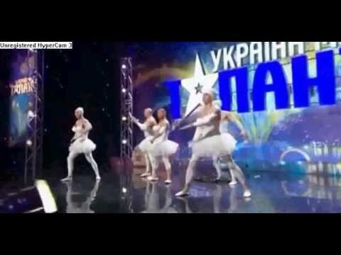 Украина мае талант CandyMEN 2015