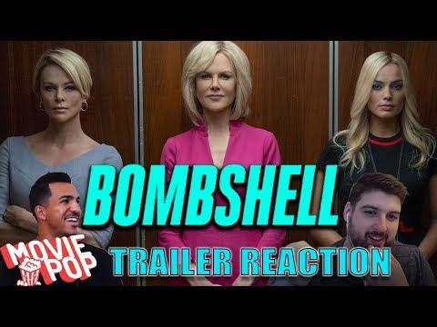 BOMBSHELL | Trailer Reaction