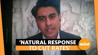 'Natural response to cut rates': Quantum AMC's Chirag Mehta on gold rally