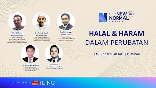 [LINC] Halal & Haram Dalam Perubatan