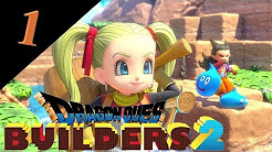 DRAGON QUEST BUILDERS 2 - Let's Play Gameplay [Deutsch/PS4]