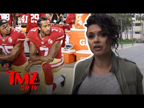 Joy Taylor: Colin Kaepernick Has Been Blackballed! | TMZ TV