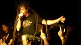 Shadows Fall - Fire From The Sky - LIVE at Scout Bar Houston - 05.03.12