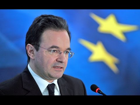 George Papakonstantinou - Game Over and solutions for the eurozone