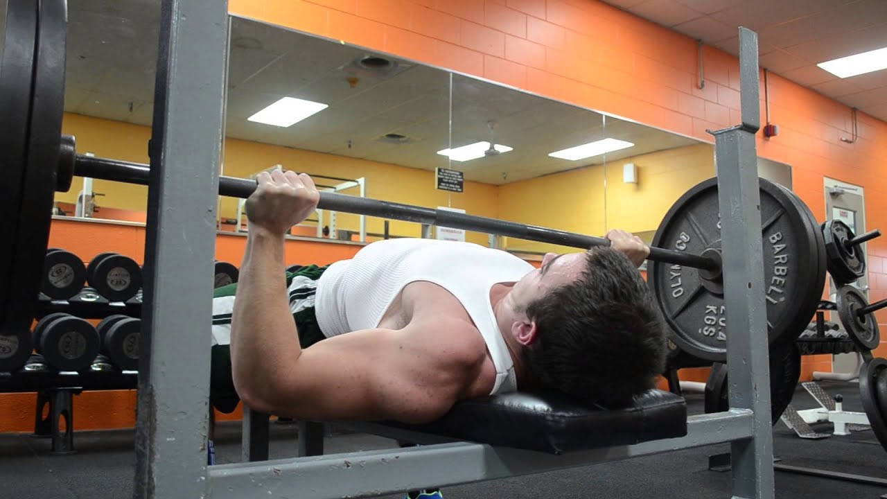 Quick Tip Increase Bench With Spoto Press Youtube