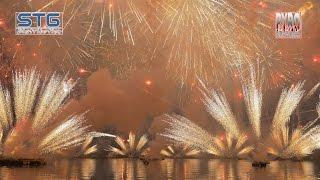 [4K/HD] Grand bouquet final du feu d'artifice Fêtes de Genève 2014 Pyrostars Fireworks