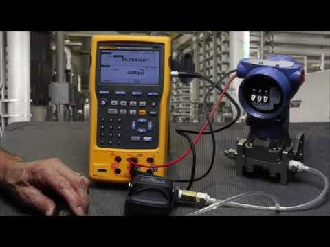 Rental - Fluke 754 Documenting Process Calibrator with HART