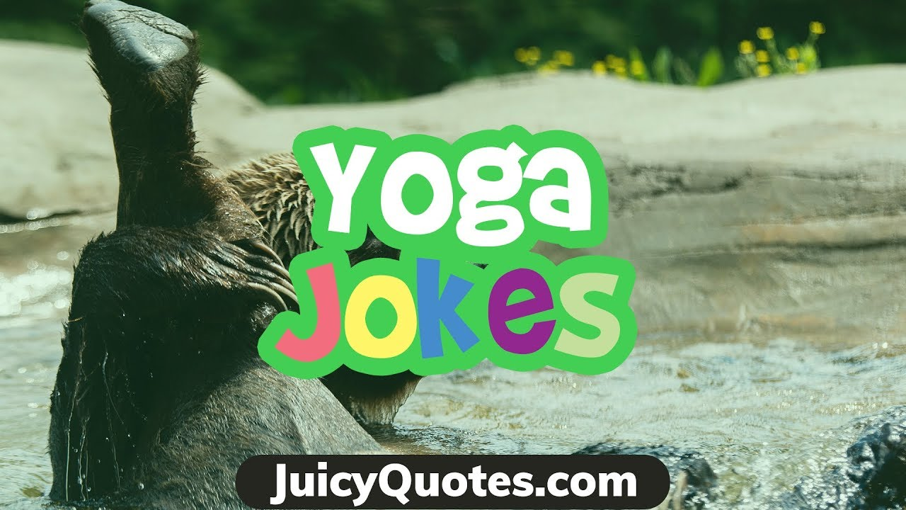 Funny Yoga Jokes And Puns These Jokes About Yoga Will Make You