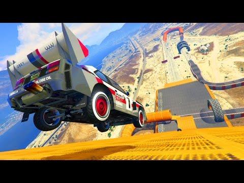 GTA 5 Online - RACES AND RAGE! (GTA V Online)