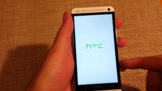 HTC ONE Safe mode steps and instructions safemode
